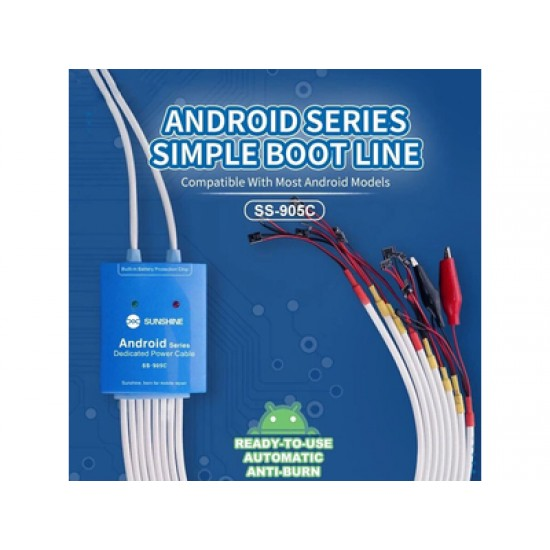 SUNSHINE ANDROID SERIES POWER CABLE