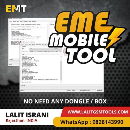 EME Mobile Tool (EMT)