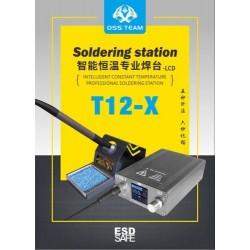 T12X OSS TEAM SOLDRING STATION