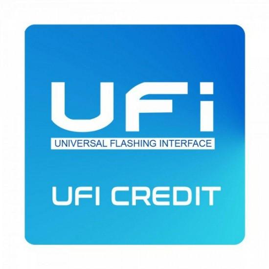 UFI CREDITS (10 CREDITS PACK)