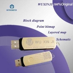 WUXINJI  DIAGRAM DONGLE