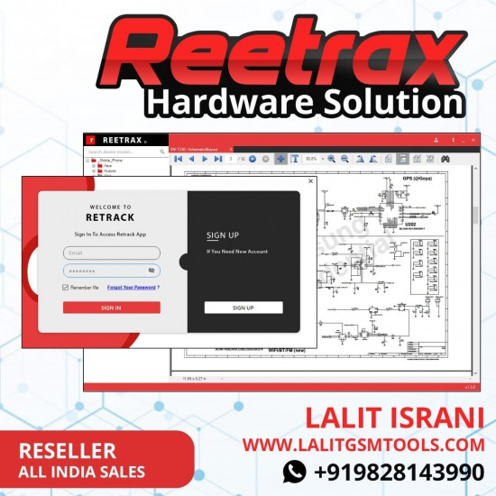 REETRAX HARDWARE SOLUTION ACTIVATION