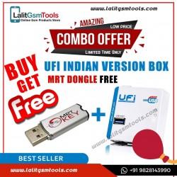 UFI BOX  INDIA VERSION COMBO OFFER