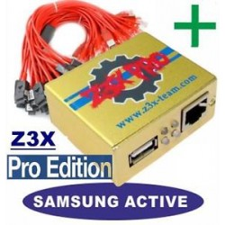 Z3X BOX PRO SAM ACTIVATED + CABLE SET