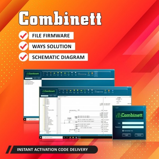 COMBINETT SCHEMATIC DIAGRAM TOOL