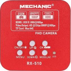 Mechanic  RX-510 HD Microscope Camera
