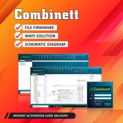 COMBINETT FILE, COMBINETT WAYS SOLUTION, COMBINETT SCHEMATIC
