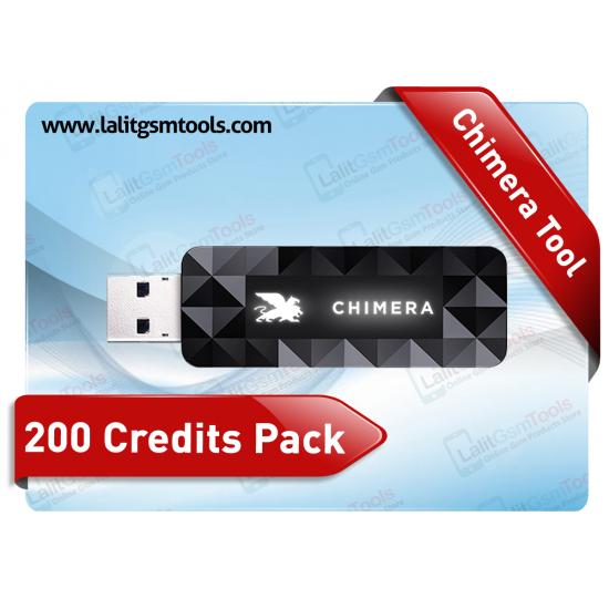 Chimera Tool 200 Credits Pack