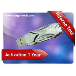 Inferno Tool 1 Year Activation