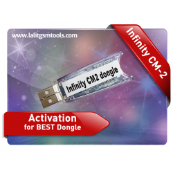Infinity Chinese Miracle-2 Activation for BEST Dongle