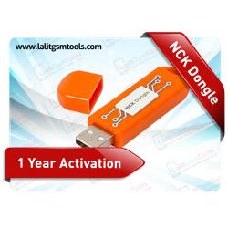 NCK Dongle / NCK Box 1 Year Activation