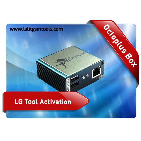 Octoplus LG Activation