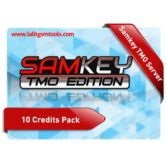 SamKey TMO Account 10 Server Credits