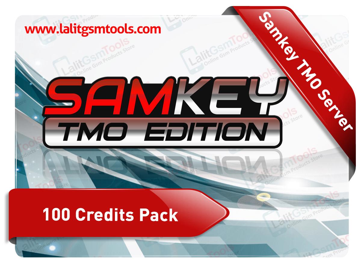 SamKey TMO Account 100 Server Credits