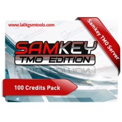 SamKey TMO Account 100 Server Credits
