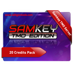 SamKey TMO Account 20 Server Credits