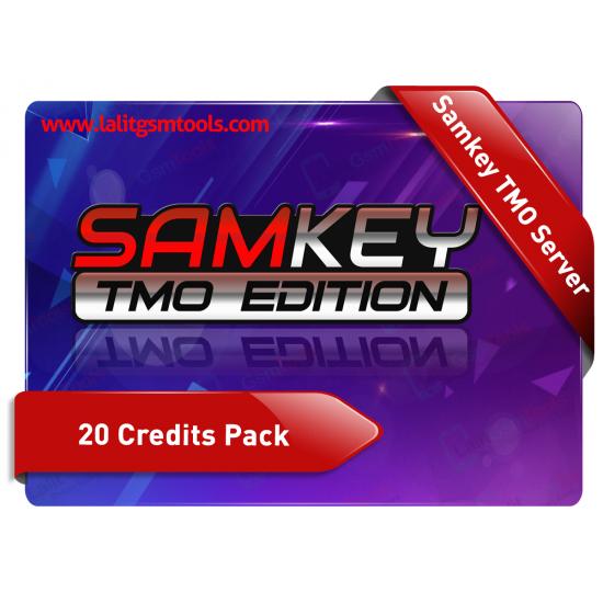 SamKey TMO Account 20 Server Credits