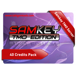 SamKey TMO Account 40 Server Credits