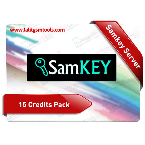 Samkey Server 15 Credits Pack