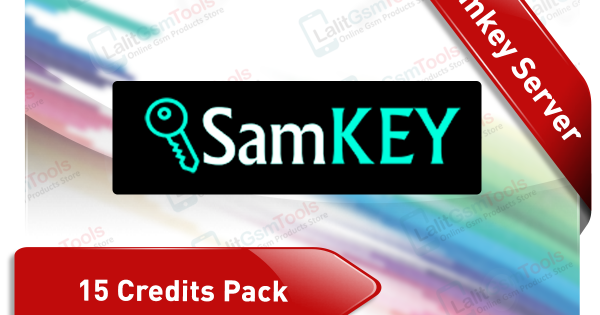 Samkey Server 15 Credits Pack