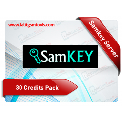 Samkey Server 30 Credits Pack