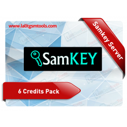 Samkey Server 6 Credits Pack