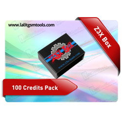 Z3X 100 Credits Pack