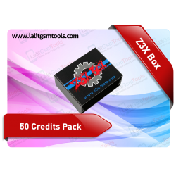 Z3X 50 Credits Pack