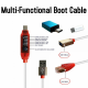 GSM Multi Functional Boot All in One Cable