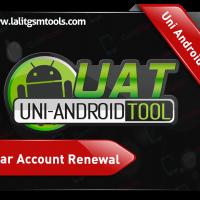 Uni Android Tool 1 Year Account Renewal