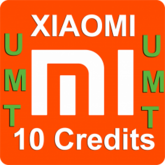 UMT Xiaomi Credits 1 Pack = 10 Credits