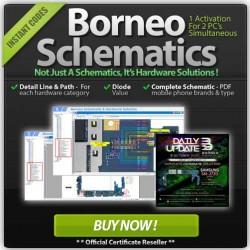 BORNEO SCHEMATICS TOOL