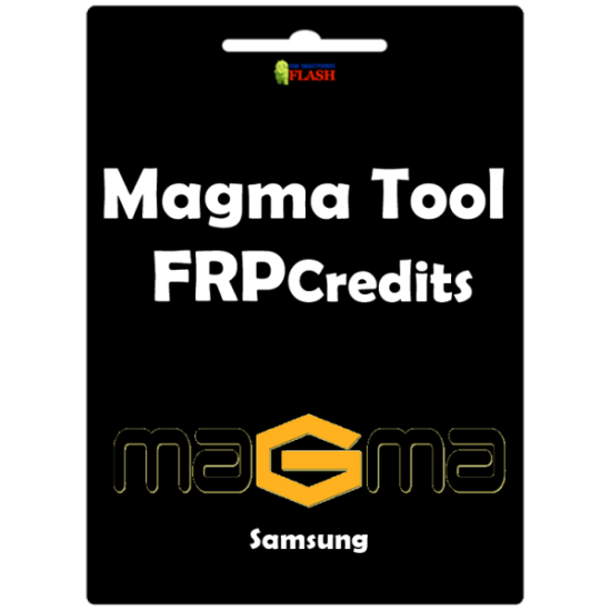 MAGMA TOOL FRP CREDITS  10 PACK