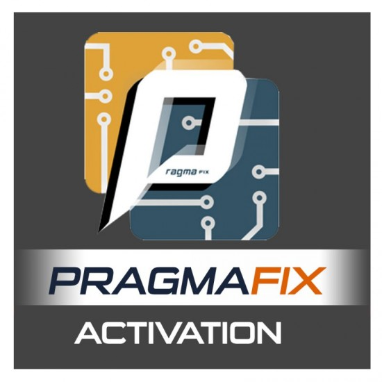 Pragmafix Tool Activation Code